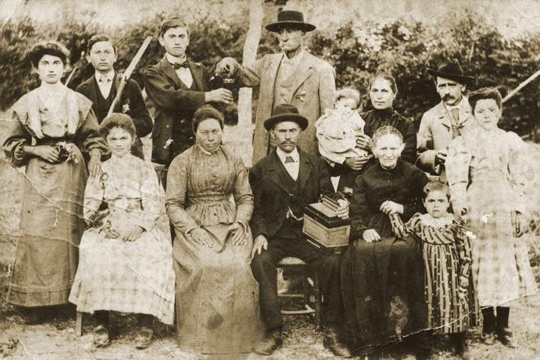 famiglia patriarcale