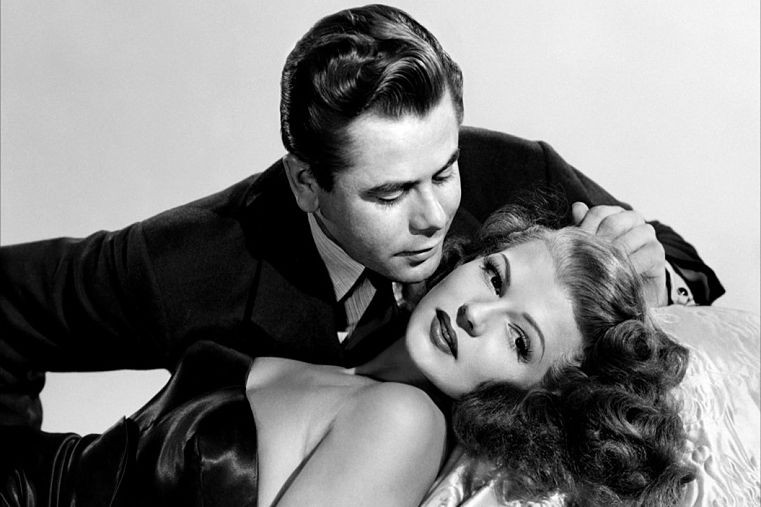 Rita Hayworth e Glenn Ford