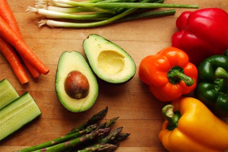 Frutta e verdura salutare