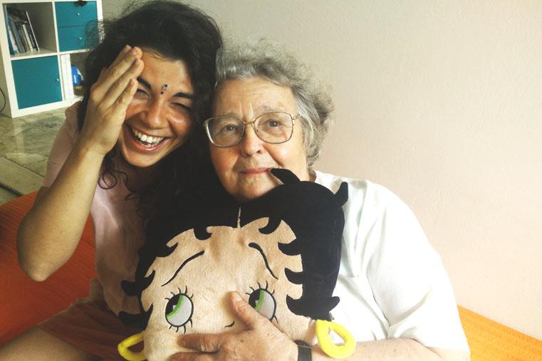 norma e nonna antonia