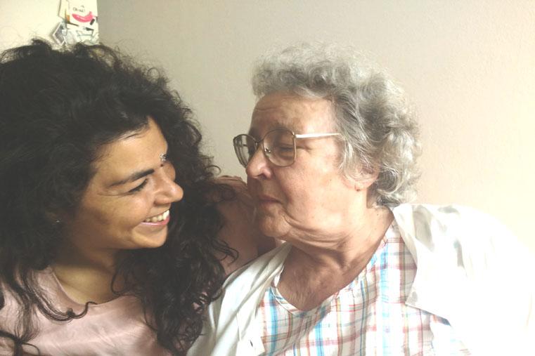 norma con nonna antonia