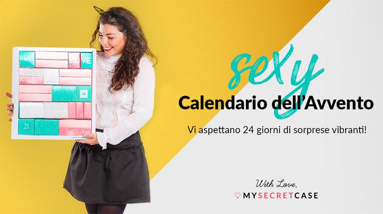 calendario dell'avvento sexy